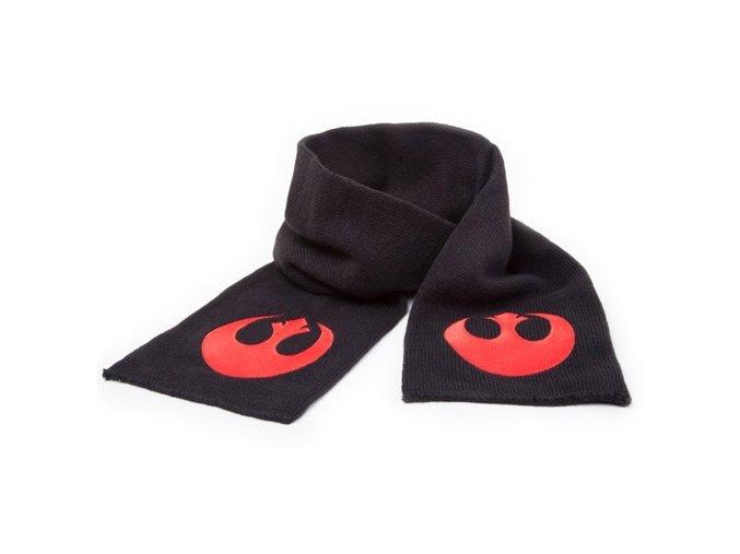 Zimní šála Star Wars - Rebel Alliance