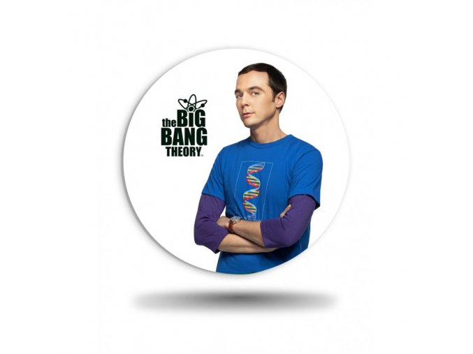 placka sheldon cooper