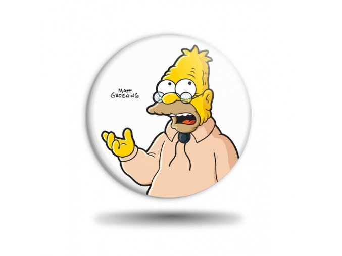 placka old simpsons