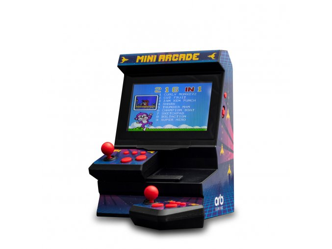 ORB Dual Mini Arcade Automat 07