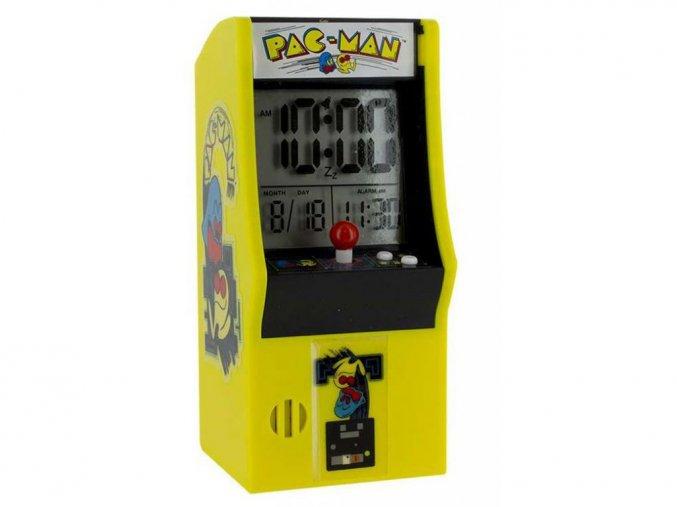 Stolni budik Pacman Arcade 2