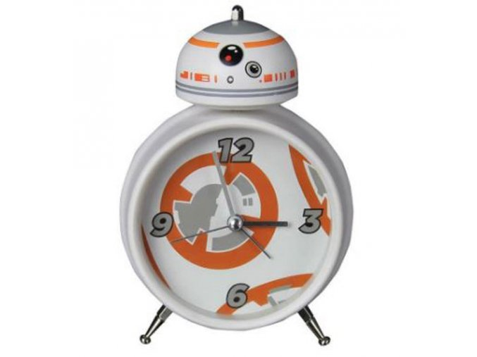 Budík Star Wars - BB-8