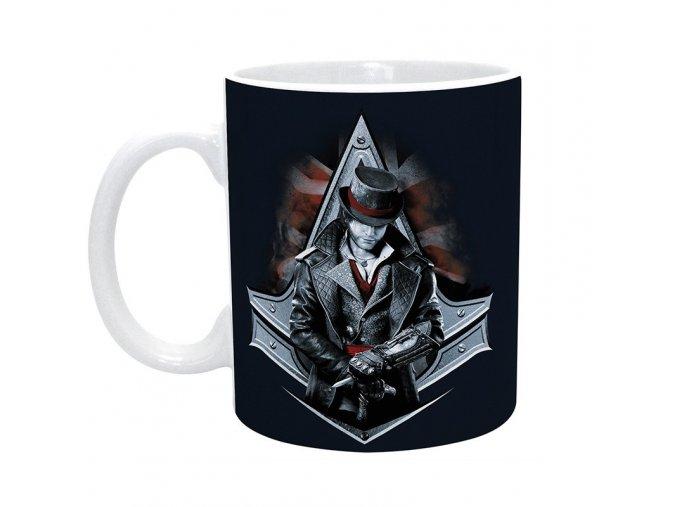 assassin s creed mug 320 ml jacob union jack subli box