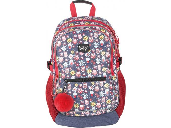 skolni batoh happy owls 275125 2