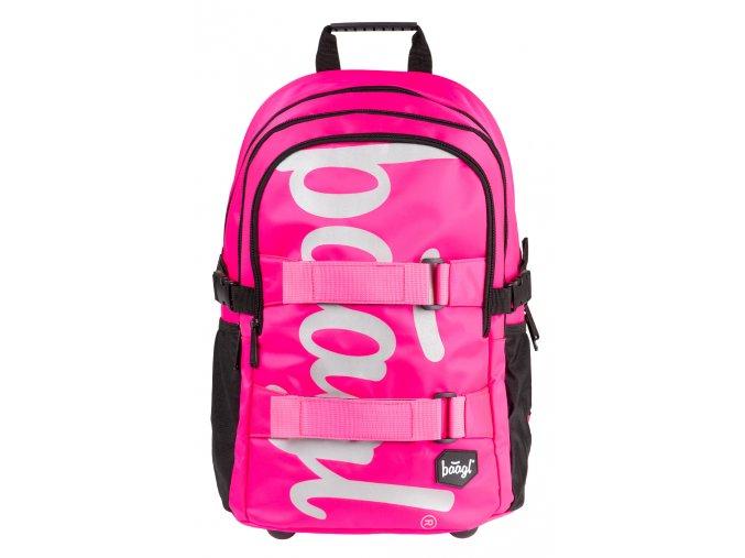 skolni batoh skate pink 965084 10