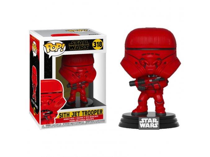 funko pop star wars red stormtrooper