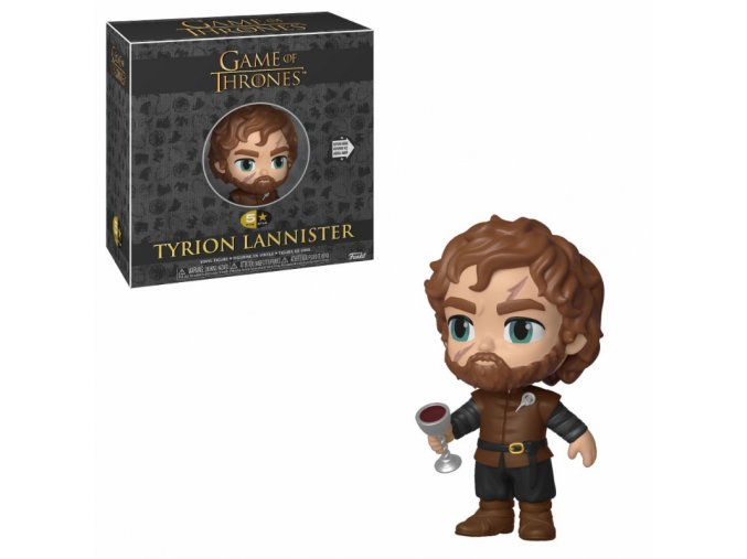 funko 5 star hra o truny game of thrones tyrion lannister