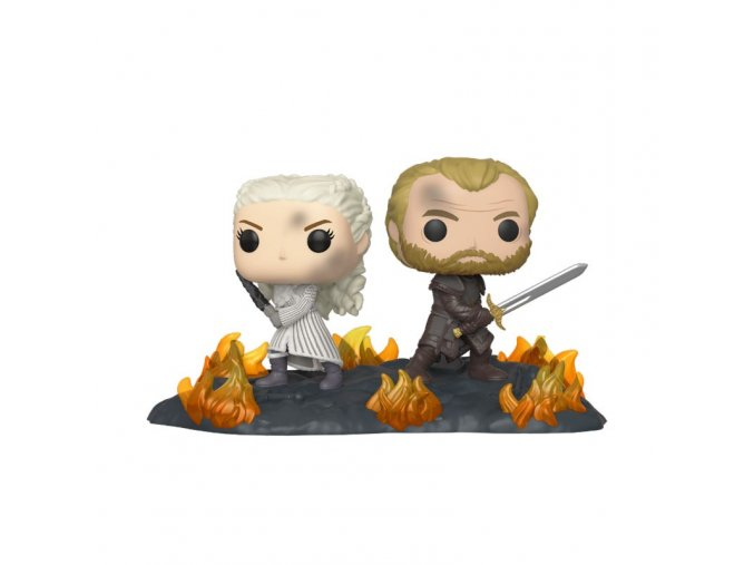 funko pop hra o truny game of thrones daenerys jorah