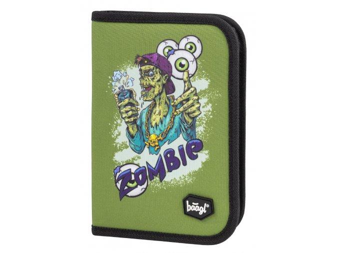 baagl skolni penal klasik dve chlopne zombie 2 7