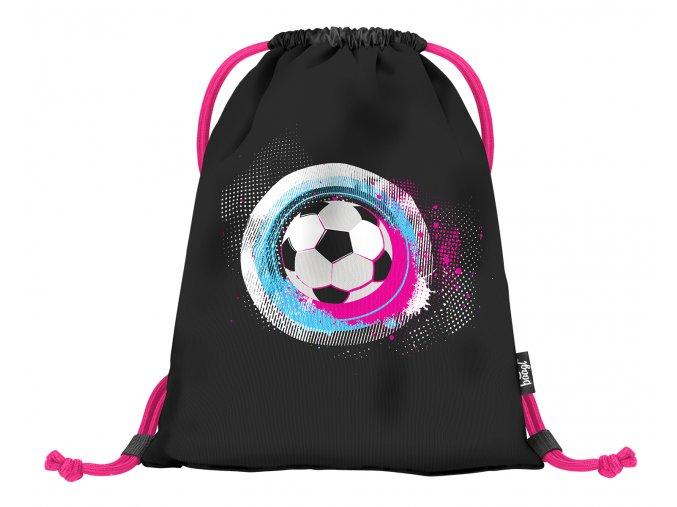 sacek na obuv fotbal ruzovy 12851 12