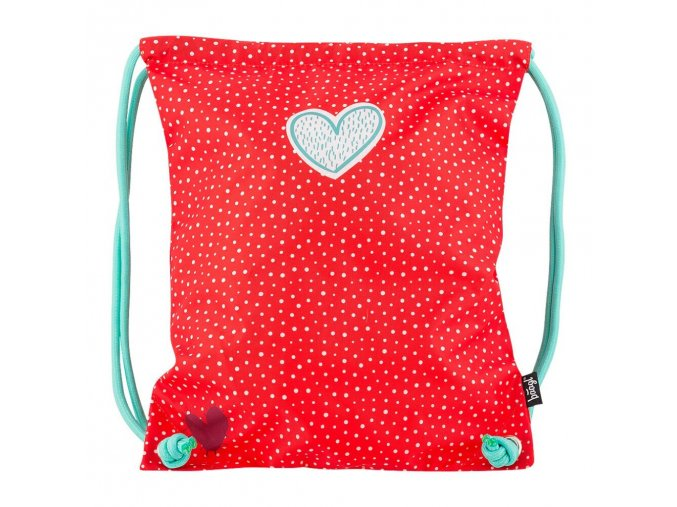 sacek na obuv srdce hearts 232072 9
