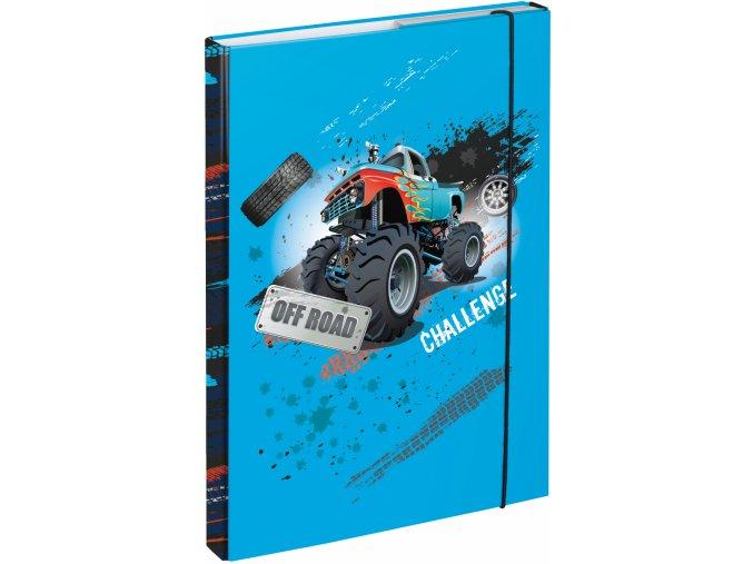desky na skolni sesity a4 truck 515037 13