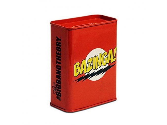 the big bang theory teorie velkeho tresku pokladnicka bazinga