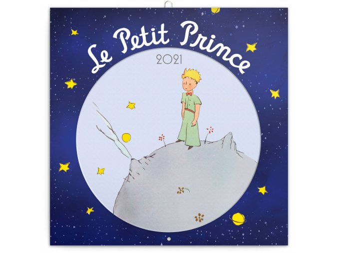 poznamkovy kalendar maly princ 2021 30 x 30 cm 754901 17