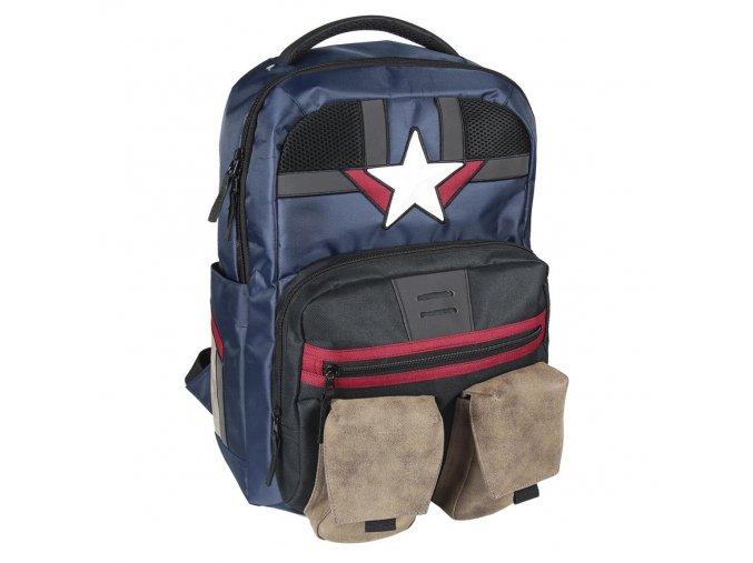 marvel avengers cestovni batoh captain america
