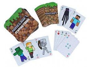 minecraft hraci karty
