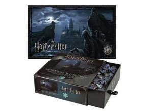 harry potter luxusni puzzle mozkomori