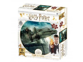 harry potter 3d puzzle dragon