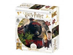 harry potter 3d puzzle bradavicky expres 2