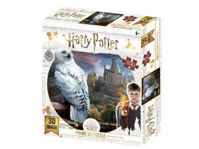 harry potter 3d puzzle hedvika