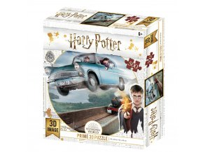 harry potter 3d puzzle ford anglia