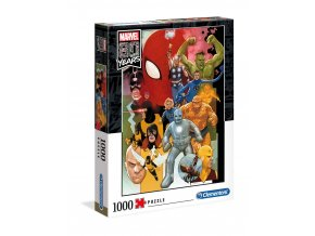 marvel puzzle 80 years