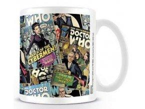 doctor who hrnek komiks 2
