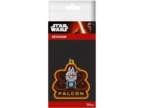 star wars privesek na klice millennium falcon