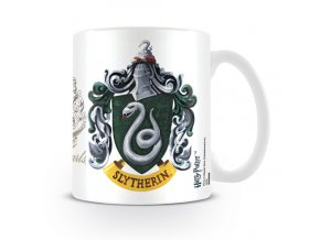 harry potter hrnek slytherin crest zmijozel 2