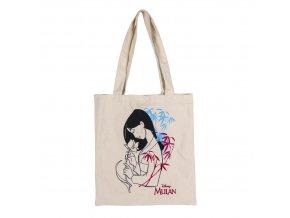 mulan bag plátěná taška