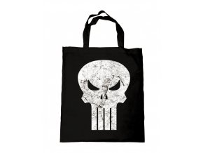 sac tote bag the punisher logo