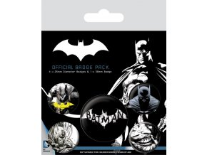 dc comics batman sada placek