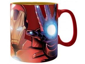 marvel avengers hrnek armored ironman
