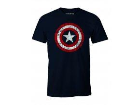 captain america marvel panske tricko the shield