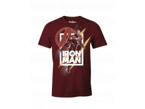 avengers endgame marvel panske tricko iron man avenger