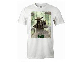 Pánské tričko Star Wars - Yoda Master