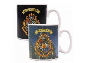Proměňovací hrnek Harry Potter - Bradavice