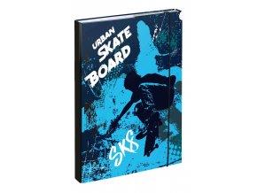 desky na skolni sesity a4 skateboard 215615 23