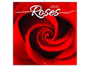 poznamkovy kalendar ruze 2021 vonavy 30 x 30 cm 542135 16