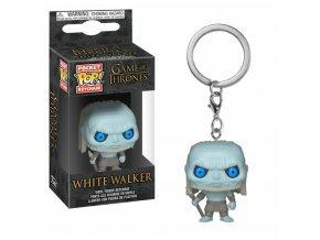 white walker pop keychain