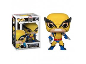 marvel sberatelska figurka pop vinyl first appearance wolverine