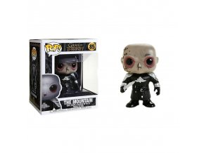 game of throne hra o truny pop vinyl the hora mountain unmasked 13cm