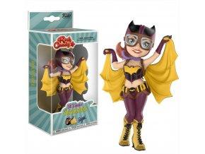 dc comics sberatelska figurka bombshells rock candy vinyl figure batgirl 13 cm