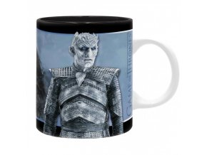 game of thrones hra o truny hrnek 320 ml viserion nocni kral subli with box