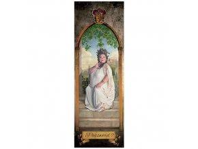 plakat na dvere harry potter tlusta dama 5f192add9b373