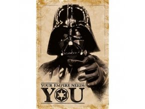 plakat star wars darth vader your empire needs you 5f1a85c86dfcc
