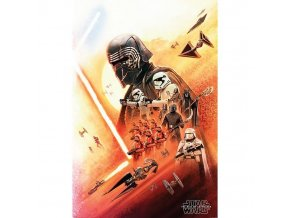 plakat star wars rise of skywalker kylo ren 5f41e769cbee6