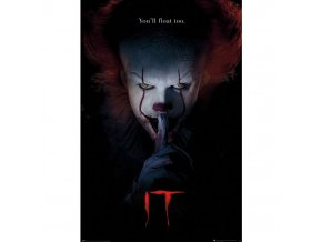 plakat to pennywise hush 5f45dbe9c4860