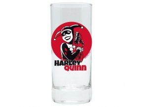 dc comics glass harley quinn 2
