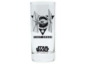 star wars glass first order